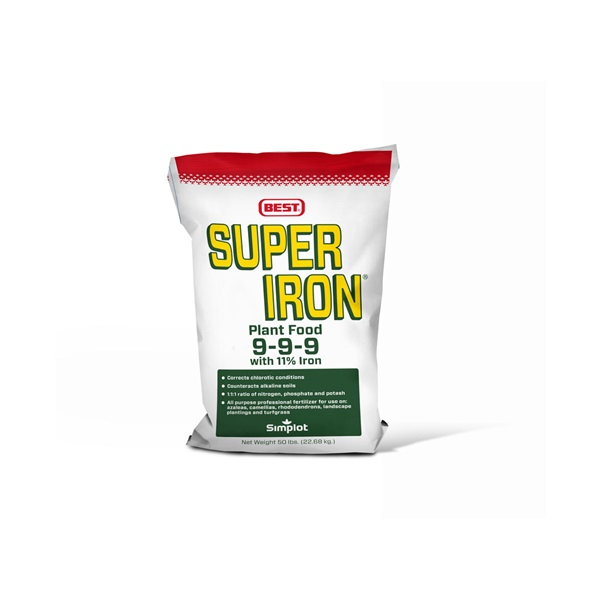 Super Iron Fertilizer Bag